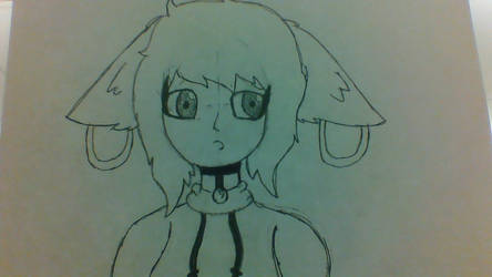 Anime Thing I Did During School