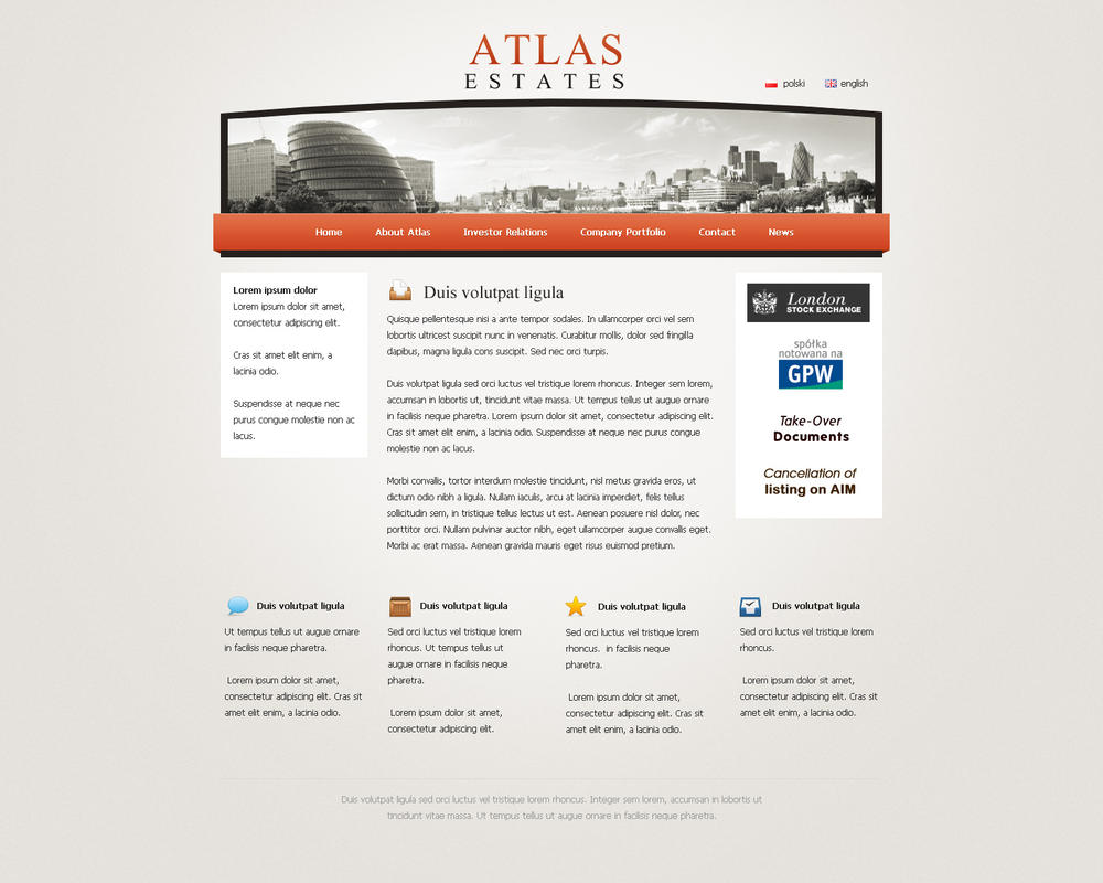 atlas estate 2 by jcd pl d3dw66h Web Design Interface Collection of Inspiration