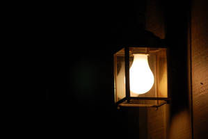 Lamp In the Night by MisterGuy11