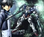 Gundam 00- Ore no Gundam da