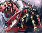 Thundaw the Abyssal Knight