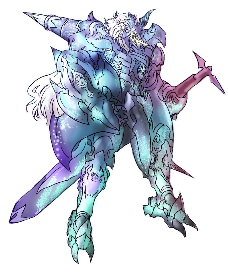 PersonaDA - Escalibures by Frost7