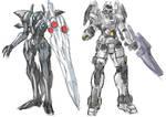 Mecha Design Line up