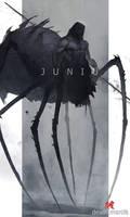 Spider-Centaur commission