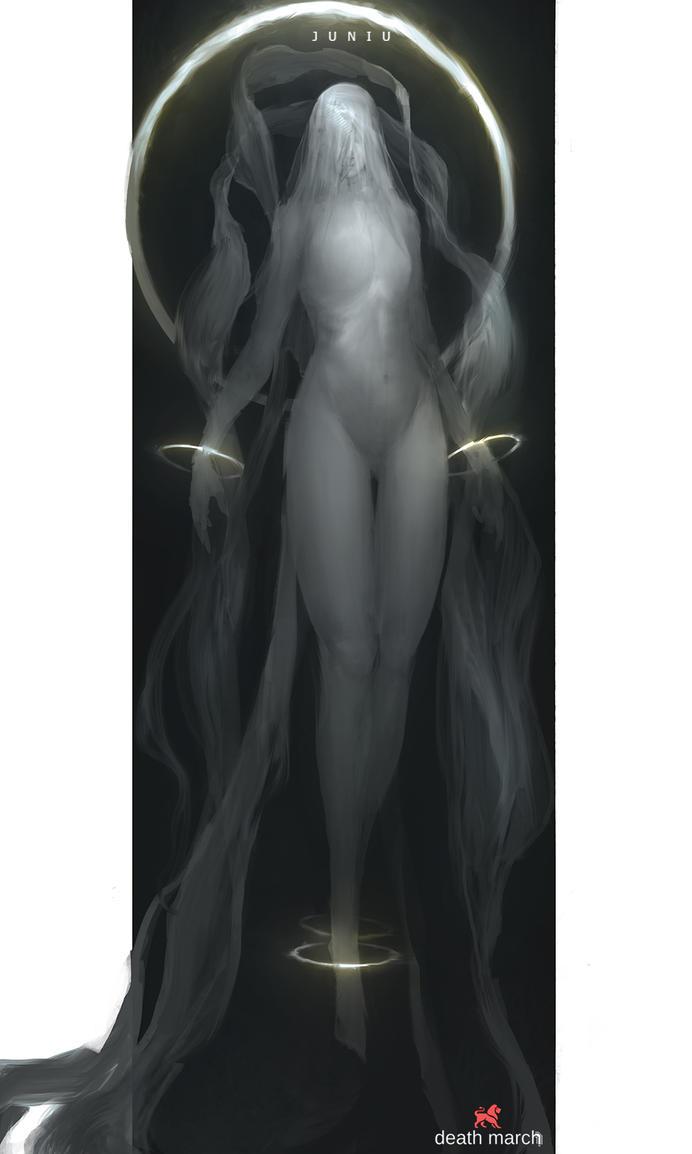 Angel by Juniu21