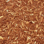 RED MULCH SEAMLESS TEXTURE