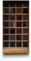 old industrial window texture png