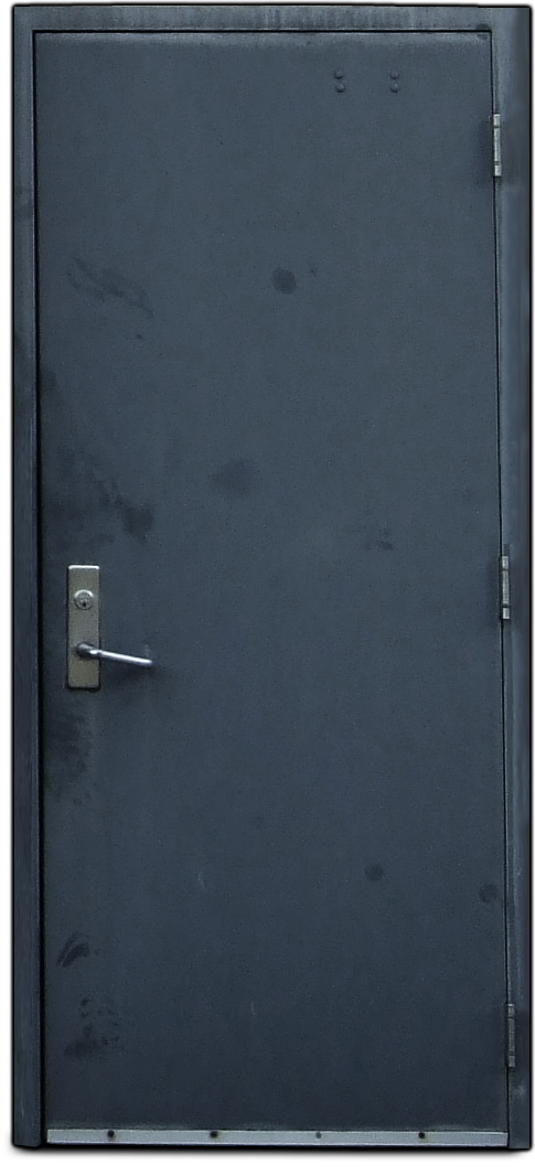 Metal Door Texture 485 x 1066 · 536 kB · png