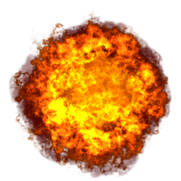 fire ball 2 png by dbszabo1