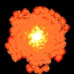 fire burst png