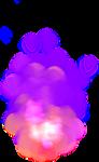 smokey flame png