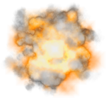 misc explosion element png