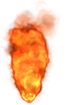 misc fire explosion element png
