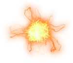 misc firey electrical element png