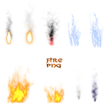 misc fire elements png