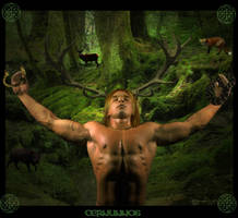 Cernunnos - Lord of the Wild by IndigoDesigns