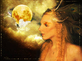 Titania, Queen of the fairies by IndigoDesigns