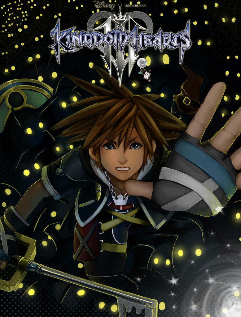 Kingdom Hearts III by MayuiChan17
