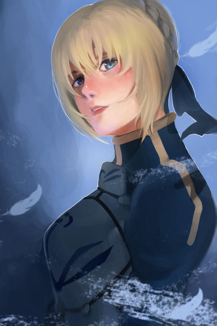 Saber - Fate/Stay Night by MayuiChan17