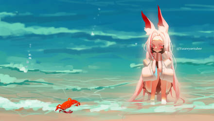 Yuureya on the Beach