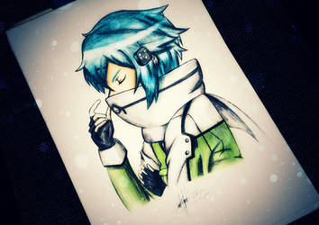 Sinon - Swort Art Online ll by Aparicio94