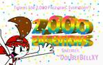 2,000 Pageviews Celebration