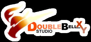 DoubleBellXY Studio Logo - Redesigned