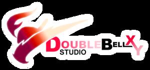 DoubleBellXY Studio Logo - Redesigned... AGAIN!!