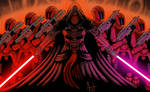 Revan and Sith Troopers