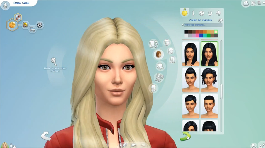 sims 4 how to join athletic career