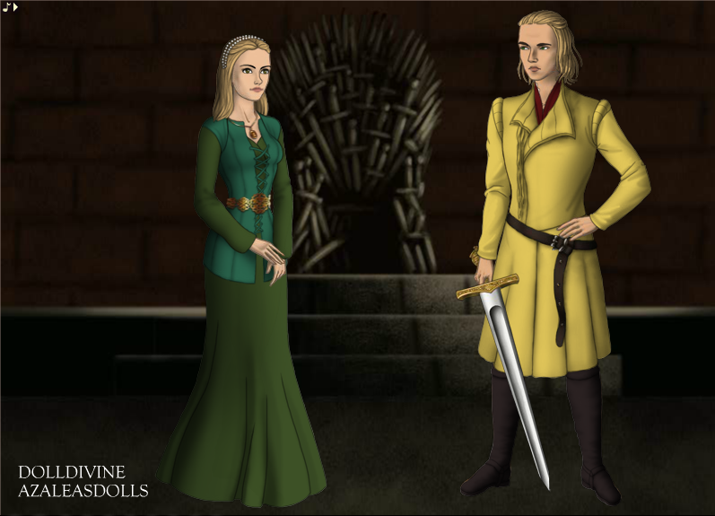 A dream realized: meeting Lancel Lannister by LadyMarinaKa-Fai