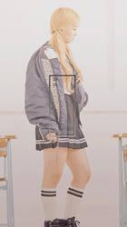 #064 Jeon Soyeon by yoober24