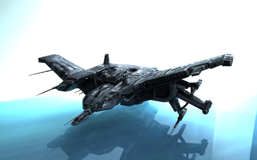 Caldri Tier2 Battelship by VanKaiser