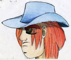 Cowboy by lille-cp