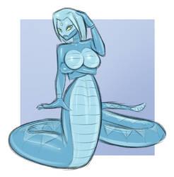 Headcleaner Snake