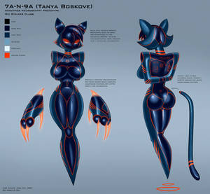 7A-N-9A (Tayna Boskove) - Reference Sheet