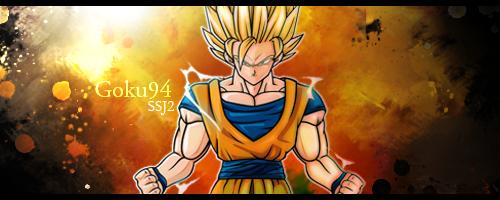 Goku by bakshiakshay
