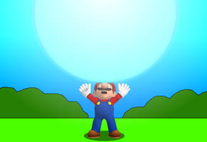 Mario's Ultimate Genkidama by CHEEZN64X