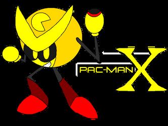 PAC-MAN X by CHEEZN64X