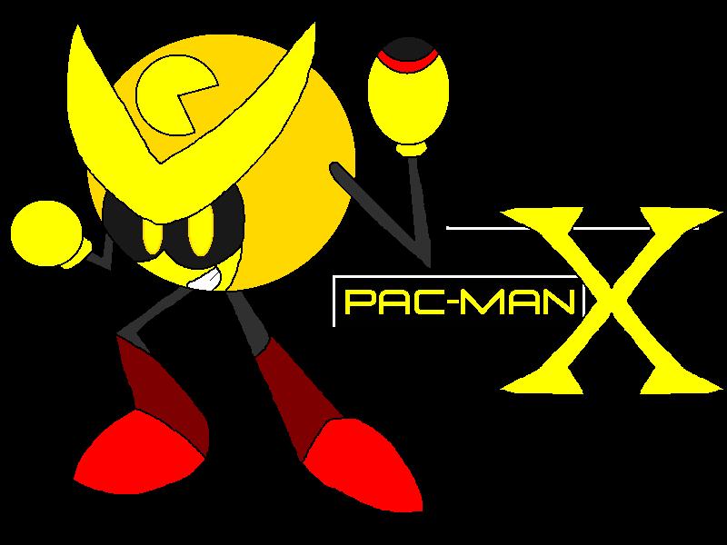 PAC-MAN X By CHEEZN64X On DeviantArt