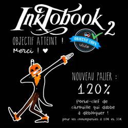 INKTOBOOK - Objectif atteint