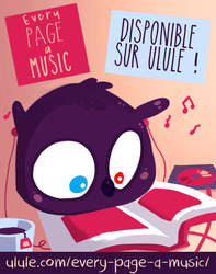 [ulule] Every Page a Music