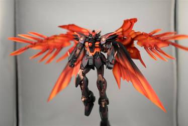 MG Wing gundam zero Azrael