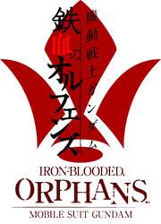 gundam iron blooded orphans (Medium) by lancalotz