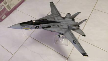 Macross Zero F14 1/48 by lancalotz