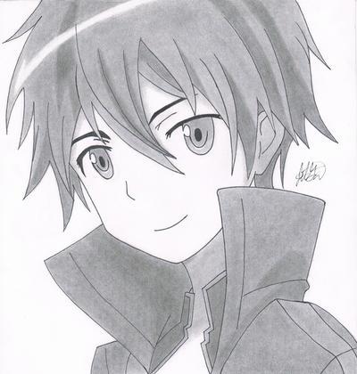 Kirigaya Kazuto by jetg10