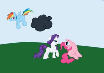 ATG  122 - Scheming Ponies by BluestreakFUS