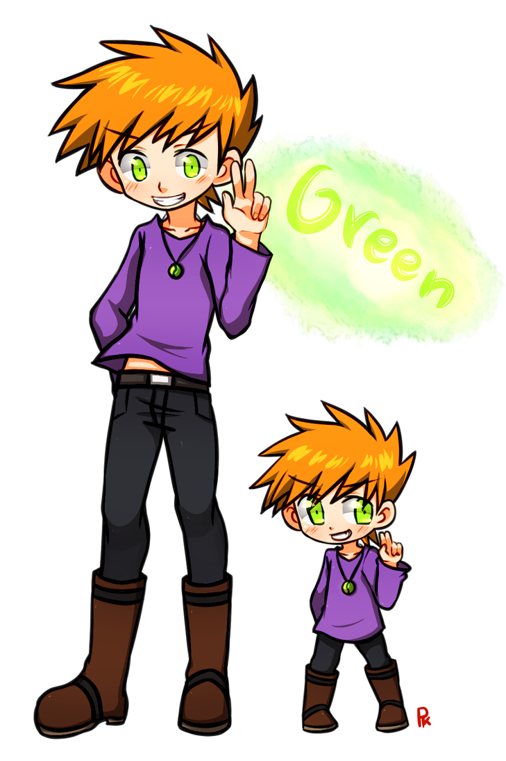 Greengreen by ttwldnjs