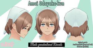[YS Hair Edit x YS Male Rivals x MMD] Amai-kun by 10JmixP