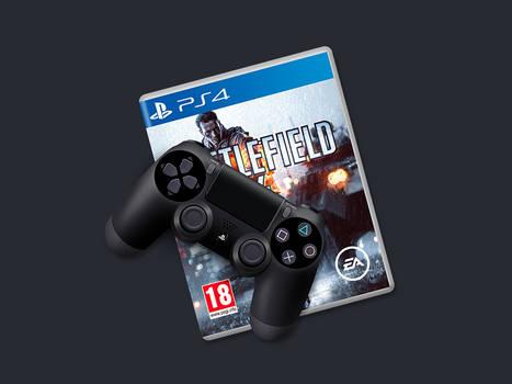 Playstation 4 icon